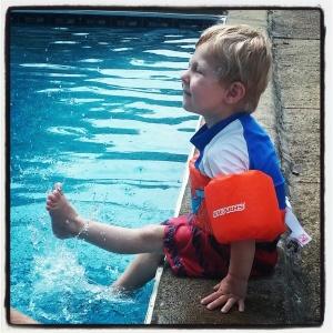 Swimming Jack